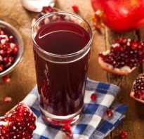 Как выдавить сок из граната вручную