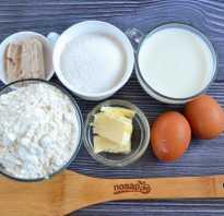 Необходимые ингредиенты для приготовления шоколадной помадки к пасхальному куличу