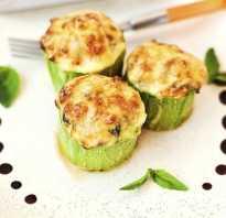 Кабачки по турецки рецепт с фото