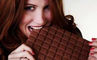 В какой шоколадке меньше всего калорий. Шоколад и диета: допустимые количества. Выбор и хранение горького шоколада