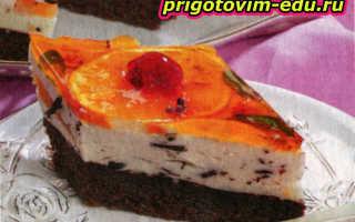 Пирожное йогуртовое. Пирожные с йогуртовым кремом. Рецепт пирожных с йогуртовой заливкой