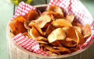 Как пожарить чипсы на сковороде
