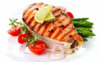 Из какой рыбы делают стейк