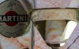 Как пить мартини «бьянко»