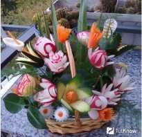 Искусство нарезки овощей как называется. Карвинг из овощей и фруктов для начинающих: всё об этом удивительном виде творчества. Цветок из киви. Мастер-класс для начинающих