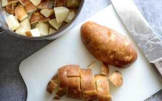 Как вкусно приготовить картошку с яйцами