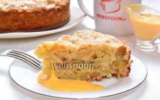 Ирландский яблочный пирог рецепт