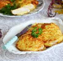 Как готовить курицу с сыром