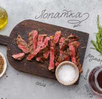Как замариновать мясо для стейка из свинины