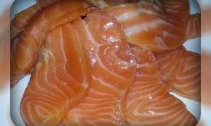 Засолка рыбы мокрым способом