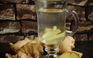 Имбирь рецепты приготовления чая