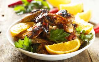 Куриные крылья к пиву рецепт. Крылышки к пиву: рецепты приготовления. Приготовим чесночные крылышки