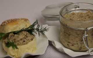 Заготовки на зиму грибная икра рецепты