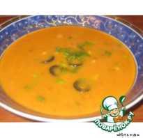 Испанский фасолевый суп рецепт