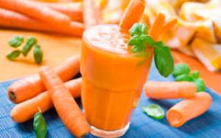 Как делать морковный сок на зиму