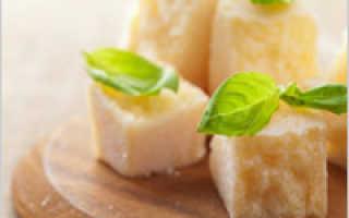 Как выглядит сыр пармезан