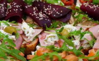 Итальянские бутерброды брускетта рецепты
