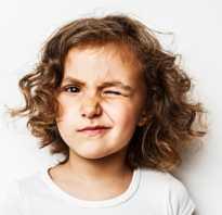 Диагностика и лечение нервных тиков у вашего ребенка