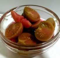 Зеленые помидоры с яблоками на зиму рецепты