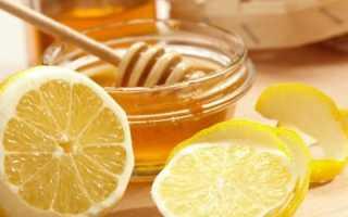 Маска для волос с лимоном и медом