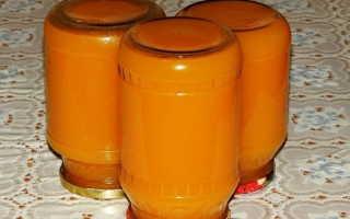Как делать тыквенный сок с апельсином