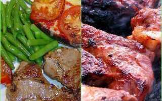 Как пожарить мясо в мультиварке редмонд