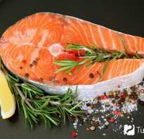 Как готовить стейк из красной рыбы