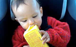 Сливочное масло для детей