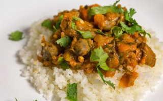 Как готовить желудки индейки рецепты
