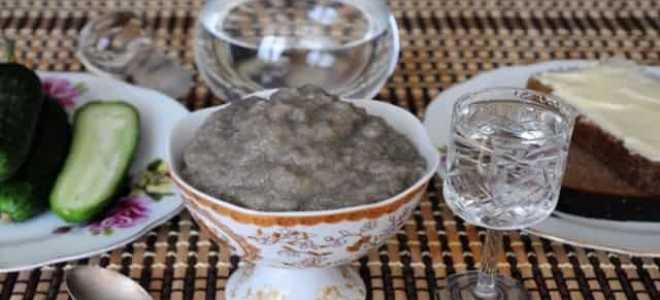 Засолка сазана в рассоле