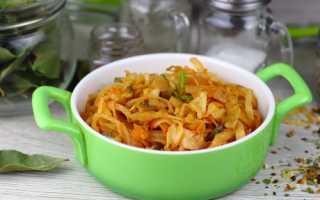 Кабачки капуста морковь лук помидоры