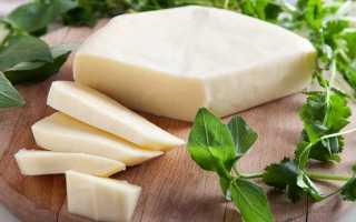 Как делается сыр сулугуни