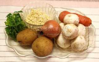 Постная лапша с грибами рецепт на поминки