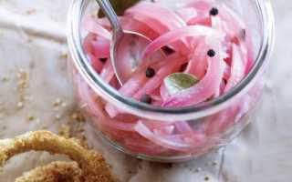Как подготовить лук для салата