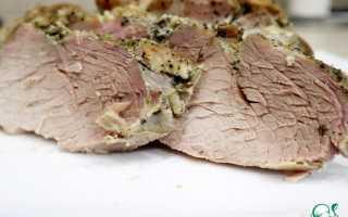 Как замариновать свинину для запекания в фольге
