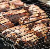 Как лучше замариновать шашлык из курицы