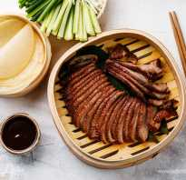 Как готовить утку по пекински рецепты