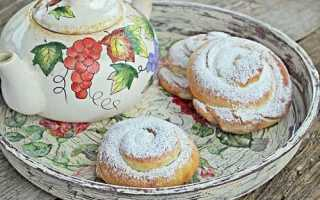 Испанские булочки с начинкой рецепт