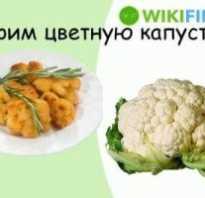 Как вкусно приготовить цветную капусту видео рецепт
