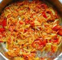 Как правильно пожарить морковь с луком