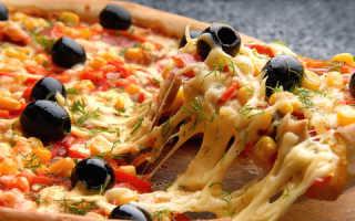 Как делать пиццу в духовке рецепт