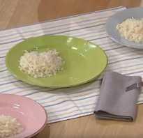 Как варить рис пошаговый рецепт с фото