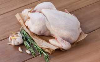 Засолка курицы перед копчением