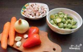 Запеканка из брюссельской капусты в духовке рецепты