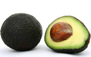 Как и с чем есть авокадо сырым