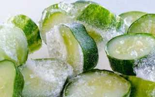 Как заморозить огурцы на зиму свежими отзывы