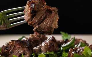 Как правильно жарить говядину на мангале
