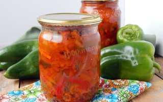 Зеленые болгарские перцы на зиму рецепты приготовления