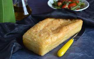 Как испечь хлеб с сыром
