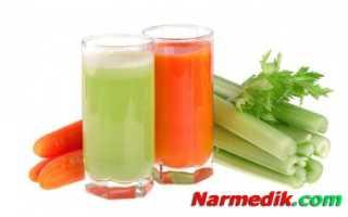 Как правильно пить овощные свежевыжатые соки